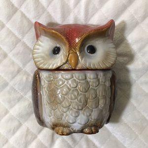 Owl Jar